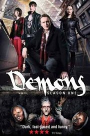 Demons (The Last Van Helsing)